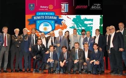 Lunedì a Senigallia il 5° Premio Cesarini