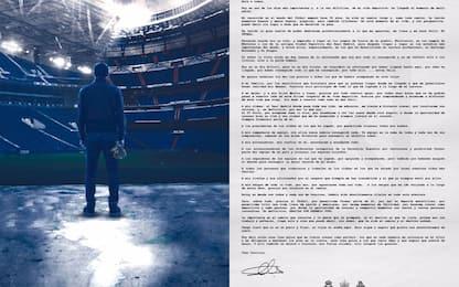 """Casillas si ritira: """"Calcio, mi hai dato tutto"""""""