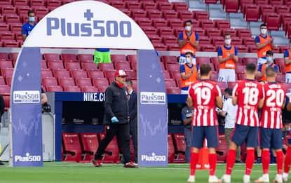 Atletico Madrid, due casi di positività al Covid