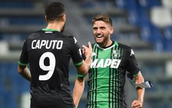 Sassuolo vs Sampdoria - Serie A TIM 2019/2020
