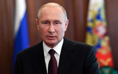 """Putin: """"Mosca ha registrato primo vaccino"""""""