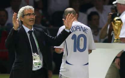 Domenech punge, ma contro l'Italia solo delusioni