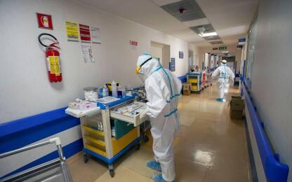 Oggi in Italia 629 casi, 314 guariti e 4 vittime