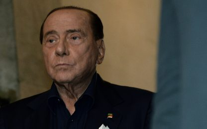 Berlusconi positivo al Covid: è asintomatico