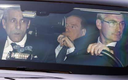 """Berlusconi ricoverato: """"Condizioni confortanti"""""""