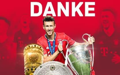 Perisic torna all'Inter: il Bayern non lo riscatta ma lo ringrazia