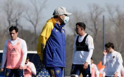 Conmebol: Boca può giocare con calciatori positivi