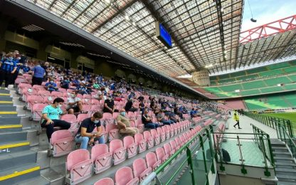 Governo: ok apertura stadi fino a 1000 spettatori