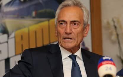 """Gravina: """"Italia-Olanda a Bergamo con il pubblico"""""""