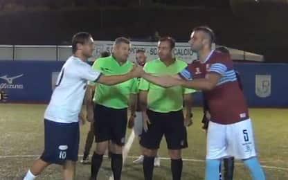 Supercoppa calcio a 8, Totti beffato dalla Lazio