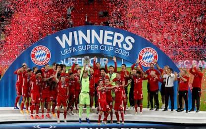 Supercoppa al Bayern, Siviglia ko ai supplementari