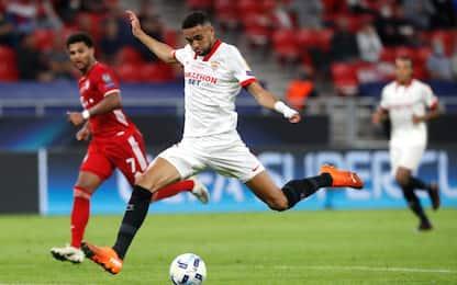 Bayern-Siviglia 1-1 LIVE: Neuer salva il risultato