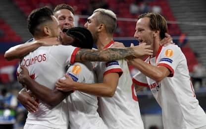 Bayern-Siviglia 0-1 LIVE, segna Ocampos su rigore