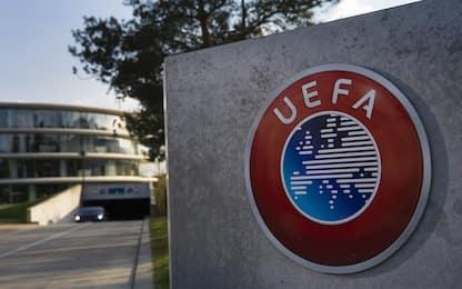 """Comitato Esecutivo Uefa: """"5 cambi nel 2020/21"""""""