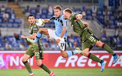 Cagliari-Lazio, le probabili formazioni