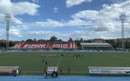 Tifosi sugli spalti: sanzione al Forlì Calcio