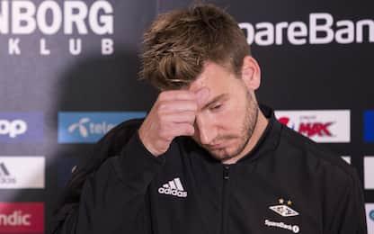 """Bendtner: """"Persi 450mila euro in 90 minuti"""""""