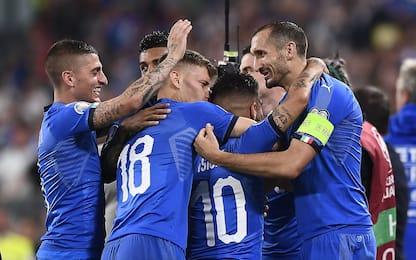 Le Nazionali più preziose al mondo: l'Italia è 7^