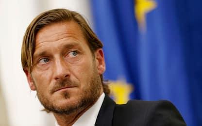 Lutto per Francesco Totti: è morto il papà Enzo