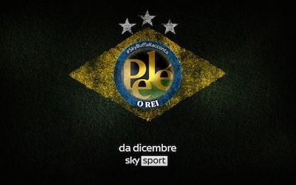 Auguri Pelé, a Natale Buffa lo racconta su Sky