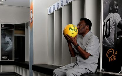 Pelé festeggia 80 anni: 10 curiosità su 'O Rei'