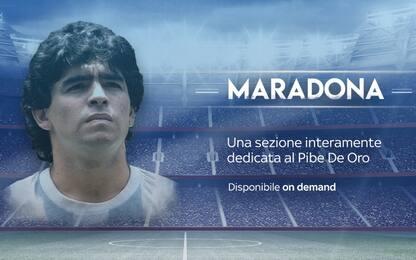 Auguri Diego, tutti gli speciali su Sky Sport