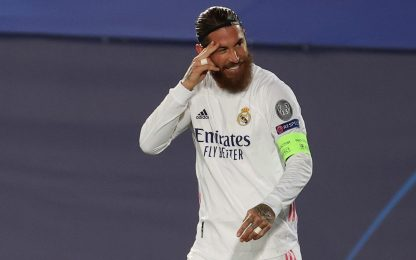Difensori goleador, nessuno come Ramos dal 2000