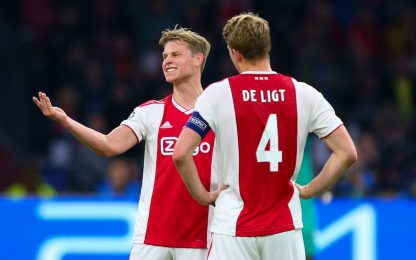 "Chi ""crea"" più calciatori? Ajax dietro al Partizan"