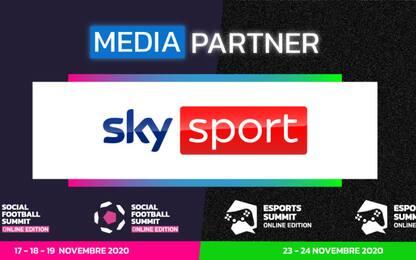 Torna il Social Football Summit: sarà tutto online