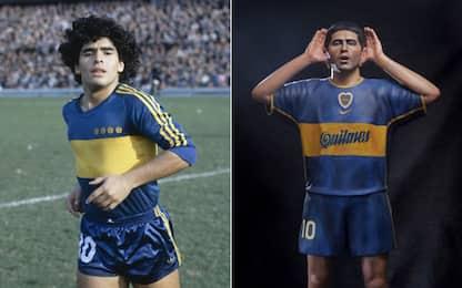 """Boca, statua per Riquelme: """"Più amato di Maradona"""""""