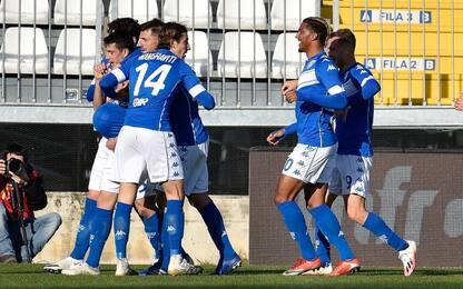 """Brescia non parte per Empoli: """"Casi di Covid"""""""