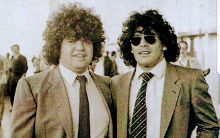 Maradona e Cyterszpiler