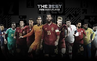 The Best Fifa 2020: Ronaldo tra i candidati