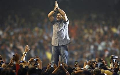 Maradona, le nuvole argentine: il ricordo di Buffa