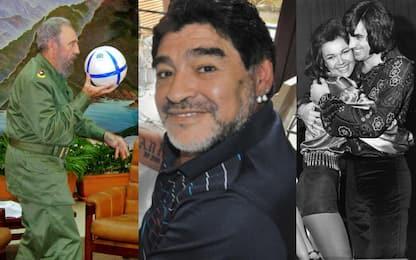 L'addio dei ribelli: Maradona come Castro e Best