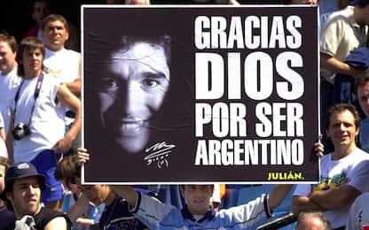 Maradona, l'artista che più si è avvicinato a Dio