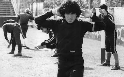 Maradona come Ali, nella storia oltre lo sport