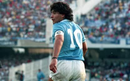 Maradona è stato il dio di noi numeri 10