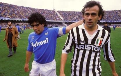 """Platini: """"A Napoli con Diego? Avrei preso la 20"""""""