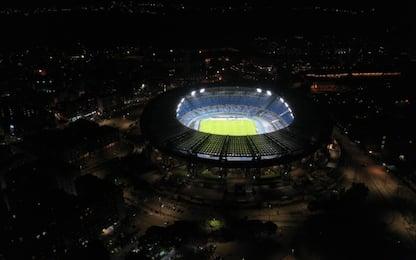 """De Magistris: """"Intitoleremo lo stadio a Maradona"""""""