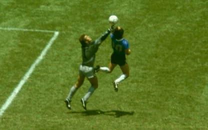 """Shilton: """"Maradona non si è mai scusato"""""""