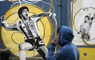 murales maradona 12 getty