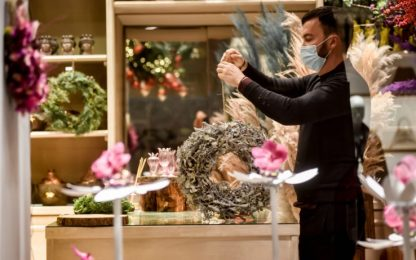 "Iss, Brusaferro: ""Evitare raduni a Natale"""
