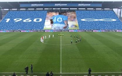 Eterno Diego, il calcio ricorda Maradona: LE FOTO
