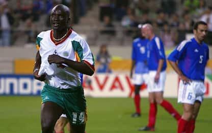 Addio Bouba Diop, eroe del Senegal ai Mondiali
