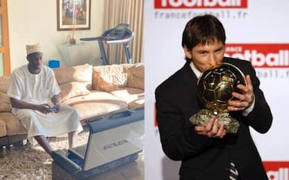 Messi Pallone d'Oro 2009: cosa fanno gli altri?