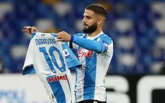 Napoli vs Roma - Serie A TIM 2020/2021
