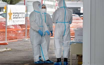 Ministero Salute: 21.052 nuovi casi e 662 morti