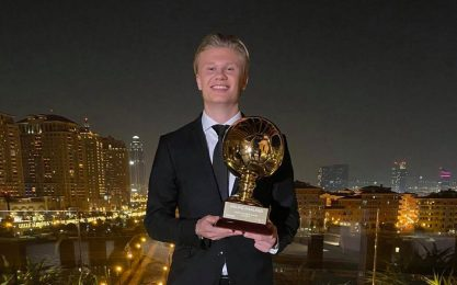 "Haaland ""Golden Boy 2020"", premiato anche Tonali"