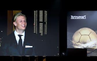 Golden Boy 2020 - Premio calcistico come miglior Under 21 di Eur